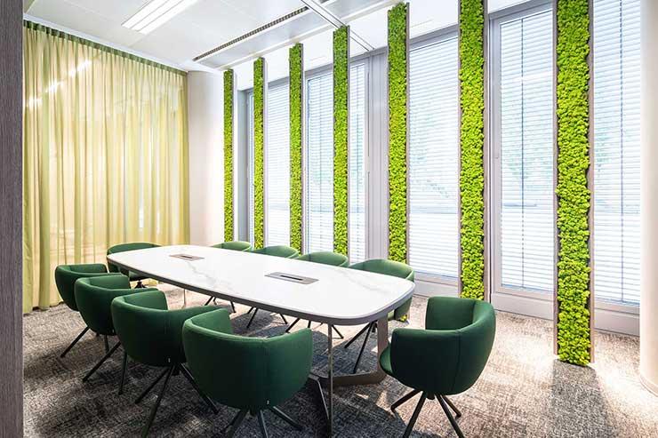 Uffici Arredati E Sale Meeting A Milano Lovi Business Center Info